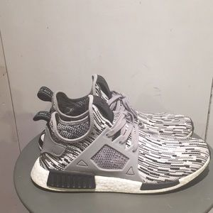 new products 05984 0cb3a Adidas nmd xr1 glitch camo Oreo